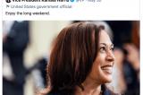 Bà Kamala Harris bị chỉ trích vì dòng tweet gây tranh cãi nhân Ngày Tưởng niệm ở Mỹ