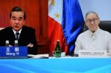 """Ngoại trưởng Philippines tweet chửi Trung Quốc tới tấp: """"CÚT NGAY"""""""