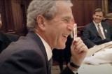 Ảo thuật gia đánh cắp đồng hồ của Tổng thống Bush ngay trước đám đông