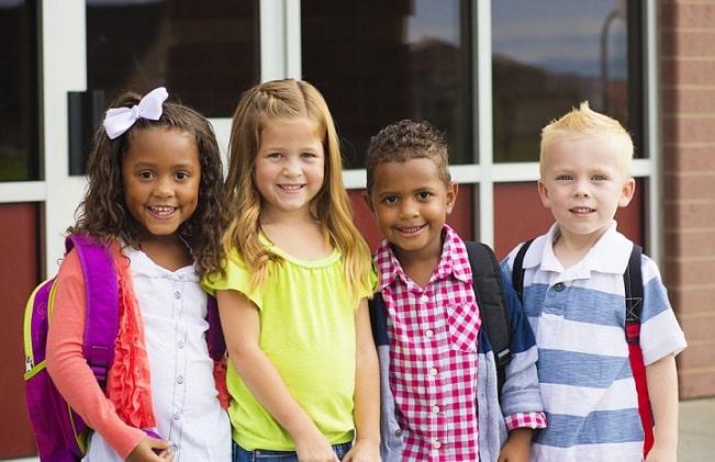 trẻ em Mỹ, thành tích học tập