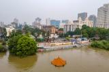 Trung Quốc: Mực nước 71 sông vượt mức cảnh báo, nguy cơ lũ lụt lớn