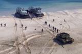 """PLA phát hành video lính thủy đánh bộ tập trận đổ bộ """"nhắm vào Đài Loan"""""""