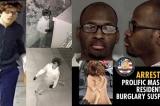 Người đàn ông da đen cải trang thành người da trắng để trộm cắp