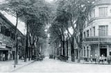 Đường Tự Do – Con đường xưa nổi tiếng nhất Sài Gòn