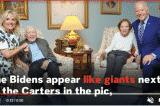 Donald Trump: TT Carter xử lý sai khủng hoảng, nhưng TT Biden tạo ra khủng hoảng