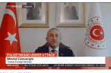 Thổ Nhĩ Kỳ kêu gọi bảo vệ Palestine, cáo buộc Israel phạm tội chống nhân loại