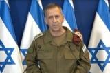 Tham mưu trưởng Israel: Cuộc chiến sẽ kéo dài thêm ít nhất 2 ngày