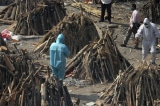 Ấn Độ ghi nhận hơn 4.000 ca tử vong vì COVID-19 ngày thứ hai liên tiếp