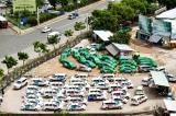 Báo lượng khách giảm 80-90%, Hiệp hội taxi ba miền xin ngừng đóng BHXH đến hết 2021