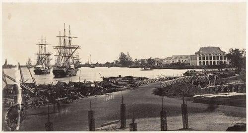 Cảng Sài Gòn từng là thương cảng hàng đầu vùng Viễn Đông