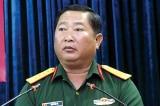 Phó tư lệnh Quân khu 9 bị cách hết chức vụ trong Đảng