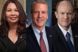 3 Thượng nghị sĩ Mỹ tới thăm Đài Loan, sẽ gặp Tổng thống Thái Anh Văn