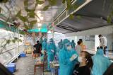 Trưa 9/6: Thêm 283 ca mắc COVID-19 trong nước, riêng Bắc Giang 253 ca
