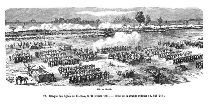 Đồn Chí Hòa và kỳ vọng ngăn bước quân Pháp của triều Nguyễn (P1)