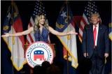 Lara Trump không chạy đua ghế Thượng viện, TT Trump chứng thực cho Dân biểu Ted Budd