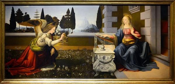 Tản mạn về hình mẫu người mẹ trong tranh cổ điển