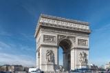 Nghệ thuật yêu nước ở Khải Hoàn Môn, Paris