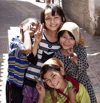 900.000 trẻ em Duy Ngô Nhĩ cũng là nạn nhân của tội ác diệt chủng