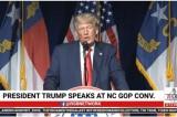 Donald Trump: Tôi không hủy hoại nền dân chủ; tôi là người nỗ lực cứu nó