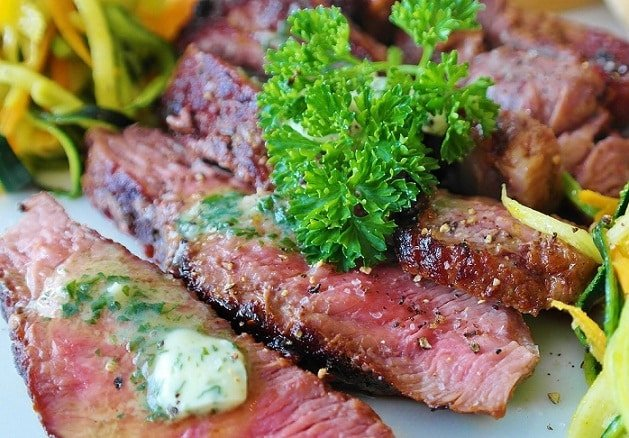 ăn nhiều thịt