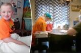 Cậu học trò bị ung thư được cô giáo đến nhà dạy thêm mỗi tối