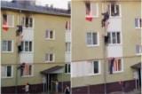 Cách 3 người đàn ông Nga cứu sống 3 đứa trẻ khỏi tòa nhà bốc cháy