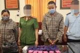 Thanh Hóa: Một nữ giáo viên mầm non bị bắt vì vận chuyển ma túy