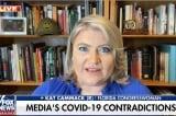 Kat Cammack: Cánh tả bác bỏ virus rò rỉ từ phòng thí nghiệm vì không muốn ông Trump đúng