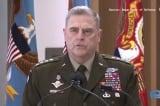 Tướng Milley thừa nhận đã nói với Tướng Lý Tác Thành rằng Mỹ sẽ không tấn công TQ