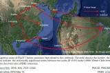 Truyền thông Mỹ: Sĩ quan ĐSCTQ từng vẽ bản đồ đường truyền virus đến Mỹ