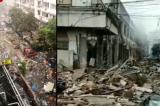 Trung Quốc: Nổ lớn tại khu chợ khiến ít nhất 150 người thương vong