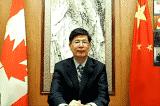"""Đại sứ TQ tại Canada: Can thiệp nước ngoài """"không nằm trong gen của chúng tôi"""""""