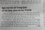 Vắc-xin Sinopharm (Trung Quốc) sẽ được phân bổ để sử dụng tại TP.HCM?