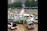 Lũ ở Trịnh Châu: Thông báo 33 người chết, cư dân mạng nói hàng trăm, hàng ngàn