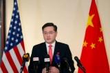 Tân đại sứ Trung Quốc tại Mỹ đến Washington, nói lời lạc quan về quan hệ Mỹ-Trung