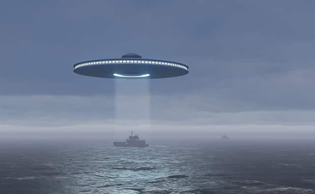 UFO hình nón