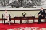 Trình Hiểu Nông: TQ lẩn tránh chủ đề 'kiểm soát nguy cơ xung đột' với Mỹ