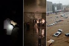 Trung Quốc: Hàng trăm con đường bị sập ở Trịnh Châu do lũ