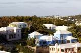 mái nhà màu trắng
