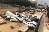 """TQ: Số người tử vong do lũ lụt ở Trịnh Châu là """"bí mật quốc gia""""?"""