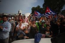 Giới chức Cuba bắt đầu trừng phạt những người biểu tình trẻ tuổi