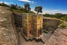 Nhà thờ đá nguyên khối – bí ẩn 11 công trình cự thạch ở Ethiopia
