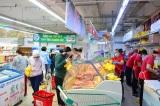 Hàng loạt siêu thị ở TP.HCM thông báo đóng cửa trước 18h từ ngày 26/7