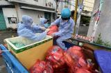 Sáng 1/8: TP.HCM & Bình Dương tăng 3.442/4.374 ca COVID-19 mới; Long An vượt Bắc Giang