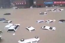 Quân đội Trung Quốc cảnh báo đập Yihetan bị nứt do bão có thể sụp đổ