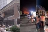 TQ: Nghi nổ máy bay quân sự ở Quảng Đông và nổ nhà hàng ở Chiết Giang