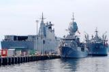 Hải quân Việt Nam, Úc luyện tập chung trên vịnh Cam Ranh
