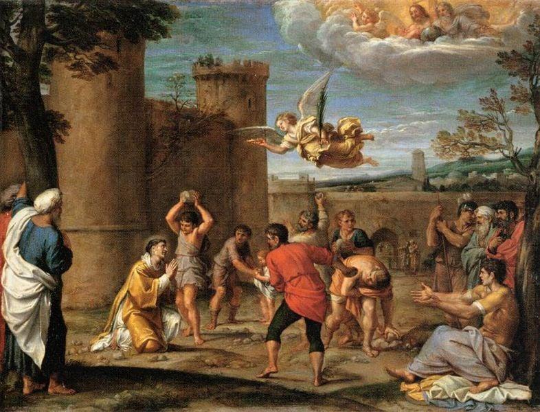 Chút cảm nghĩ qua chuyện Thánh Stephen tử vì đạo