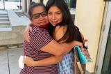 Cô gái Mỹ bị cha bắt cóc suốt 14 năm tìm lại được mẹ ruột