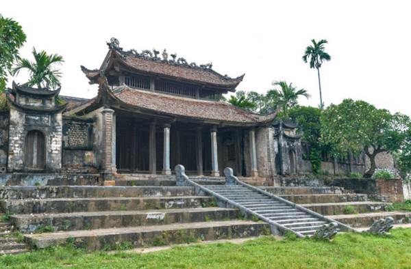 Tản mạn về đình làng trong văn hóa cổ truyền của dân tộc